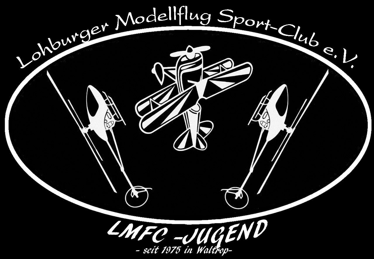 Das Jugendlogo des Modellflug Verein LMFC