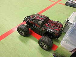 RC Monster Truck HPI Savage