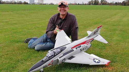 Erstflug 13.11.20 plus weitere F4 Phantom Eflite Youtube, Dr.Düsentrieb