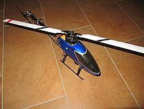 RC Helikopter Rex 450 Clone