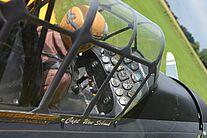 Foto einer AT 6 von Petrausch, Cockpit Details