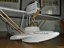 Foto Wasserflugzeug Dornier Libelle