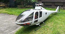 Foto Modellflug Hubschrauber Lockheed 286L