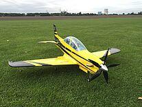Foto einer Pilatus PC 21 von Sebart