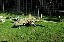 Foto einer North American Mitchell B-25