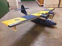 Foto einer PBY Catalina