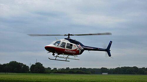 JetRanger von Scaleflying mit FBL-System, Dr.Düsentrieb