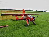Foto einer FRisch Wilga von PZL