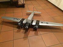 Foto Junkers Ju 52