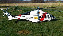 Foto vom Modellflug Hubschrauber AgustaWestland AW 139 von Vario