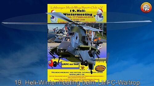 19. Heli-Wintermeeting beim LMFC-Waltrop, Quadro-Howi