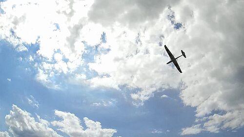 Erstflug FunRay von Multiplex