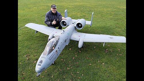 Erstflug Mibo A10 vom 11.1.2020 Waltrop beim LMFC, Dr.Düsentrieb